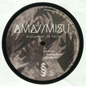 AMA MIZU - Discordant In Colour