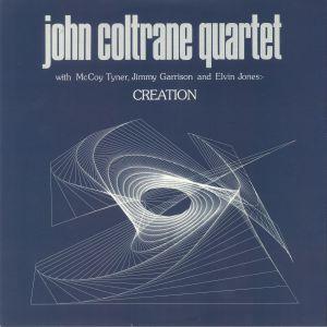 JOHN COLTRANE QUARTET - Creation