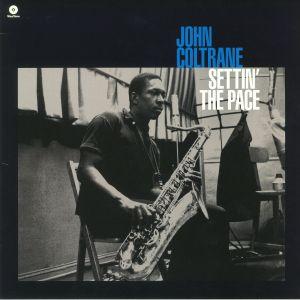 COLTRANE, John - Settin' The Pace (remastered)