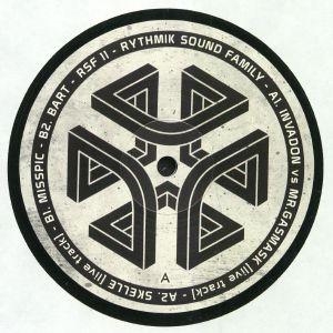 INVADON/MR GASMASK/SKELLE/MISSPIC/BART - RSF 11