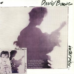 BOWIE, David - 1980 Radio Promotional Vinyl For Scary Monsters