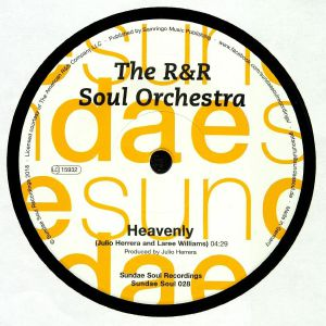 R & R SOUL ORCHESTRA, The - Heavenly