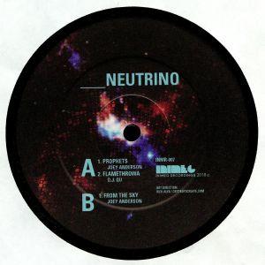 ANDERSON, Joey/DJ QU - Neutrino