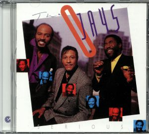 O'JAYS, The - Serious: Expanded Edition