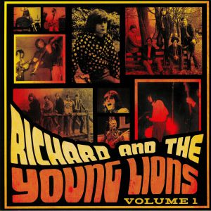 RICHARD & THE YOUNG LIONS - Volume 1