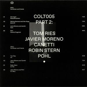 RIES, Tom/JAVIER MORENO/CANETTI/ROBIN STERN/POHL - Colt Music & Friends Part 2