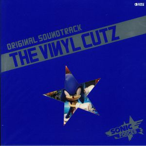 HATAYA, Naofumi/TOMOYA OHTANI - Sonic Forces: The Vinyl Cutz (Soundtrack)