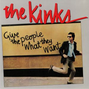 KINKS, The - Give The People What They Want (reissue)