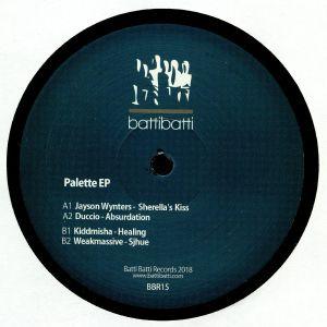 WYNTERS, Jayson/KIDDMISHA/DUCCIO/WEAKMASSIVE - Palette EP