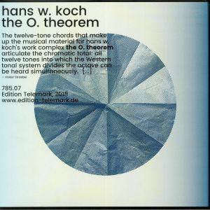 KOCH, Hans W - The O Theorem