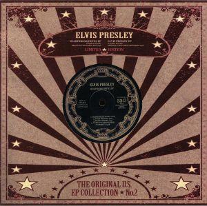 PRESLEY, Elvis - The Original US EP Collection No 2
