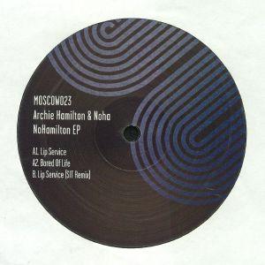 HAMILTON, Archie/NOHA - NoHamilton EP