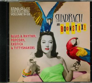 VARIOUS - Exotic Blues & Rhythm Vol 9 & 10