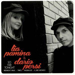 PAMINA, Lia/DARIO PERSI - So Far Tonight