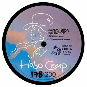 PANAVISION - Time Raft EP
