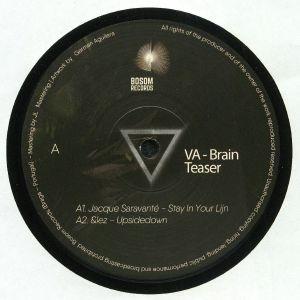 SARAVANTE, Jacque/&LEZ/STANIZ/VLOON - Brain Teaser