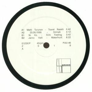 TURUNEN, Matti/20 05 1996/NI KO/JARNO VALLI - E123 EP