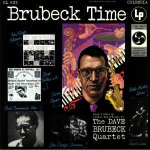 DAVE BURBECK QUARTET, The - Brubeck Time