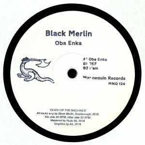 BLACK MERLIN - Oba Enka
