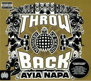 VARIOUS - Throwback Ayia Nappa