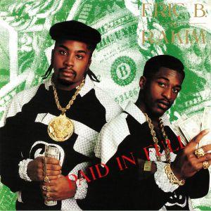 ERIC B & RAKIM - Paid In Full (reissue)