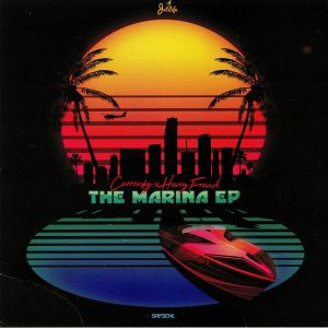 CURREN$Y/HARRY FRAUD - The Marina EP