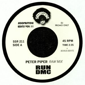 RUN DMC - Peter Piper