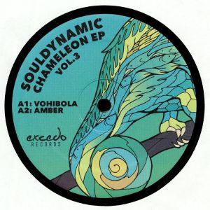 SOULDYNAMIC - Chameleon EP Vol 3