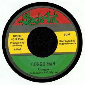 CONGOS - Congo Man