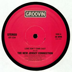 NEW JERSEY CONNECTION, The - Love Don't Come Easy (reissue)