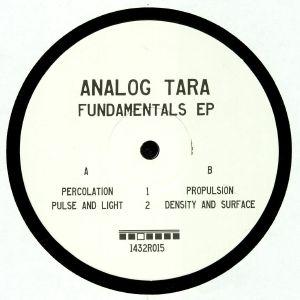 ANALOG TARA - Fundamentals EP