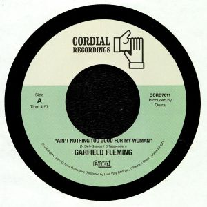 FLEMING, Garfield - Ain't Nothing Too Good For My Woman