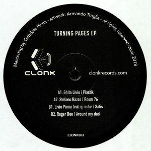 LIVIU, Ghita/STEFANO RAZZO/LIVIO PINNA/ROGER DEE - Turning Pages EP