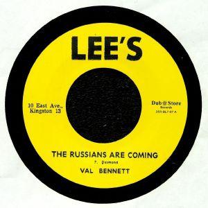 BENNETT, Val/GLEN ADAMS - The Russians Are Coming