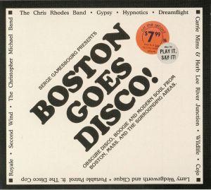 GAMESBOURG, Serge/VARIOUS - Boston Goes Disco!