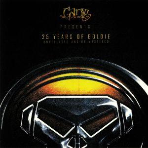 GOLDIE - 25 Years Of Goldie: Unreleased & Remastered