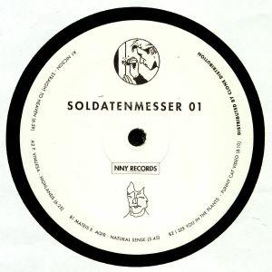 NICSON/F VINUESA/MATESIS E AQIR/I SEE YOU IN THE PLANTS - Soldatenmesser 01