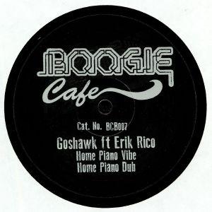 GOSHAWK feat ERIK RICO - Home EP