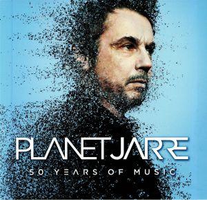 JARRE, Jean Michel - Planet Jarre: 50 Years Of Music