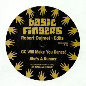 OUIMET, Robert - Disco Edits