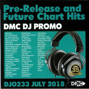VARIOUS - DJ Promo July 2018: Pre Release & Future Chart Hits (Strictly DJ Only)