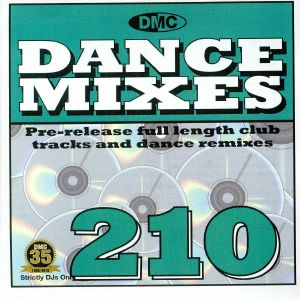 VARIOUS - Dance Mixes 210 (Strictly DJ Only)
