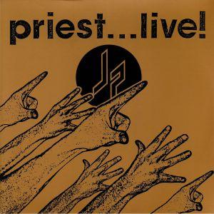JUDAS PRIEST - Priest Live!