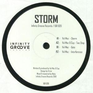 VAL MAZ/CAP - Storm