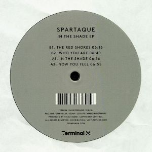 SPARTAQUE - In The Shade EP