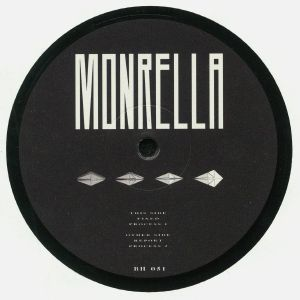 MONRELLA - Process & Report EP