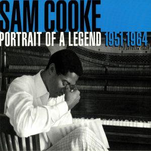 COOKE, Sam - Portrait Of A Legend: 1951-1964
