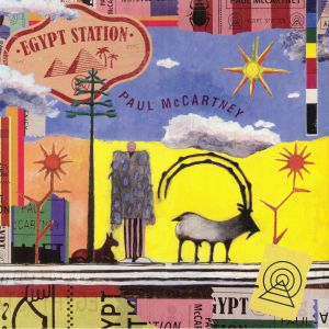 McCARTNEY, Paul - Egypt Station (Deluxe Edition)