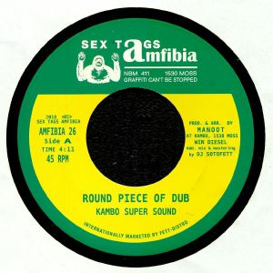 KAMBO SUPER SOUND/DON PAPA - Round Piece Of Dub