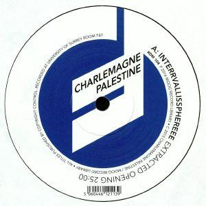 PALESTINE, Charlemagne - Interrvallissphereee: Blue TB7 Series